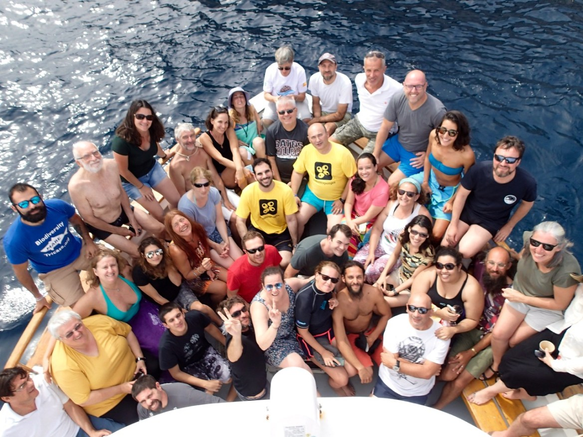 At the 4th Intl. Workshop on taxonomy of Atlanto-Mediterranean deep-sea and cave sponges