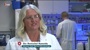 3SAT interview with Ute Hentschel Humeida