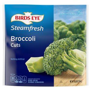 BIRD'S EYE STEAMFRESH BROCCOLI, 10.8OZ