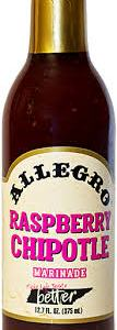 ALLEGRO RASBERRY CHIPOLTE MARINADE, 12.OZ