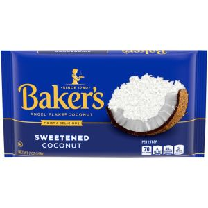 BAKERS COCONUT FLAKES, 14OZ