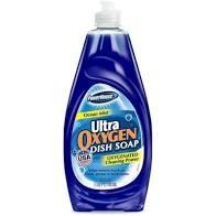 DISH SOAP OXI, 25OZ