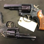 Smith & Wesson Model 10 Revolver