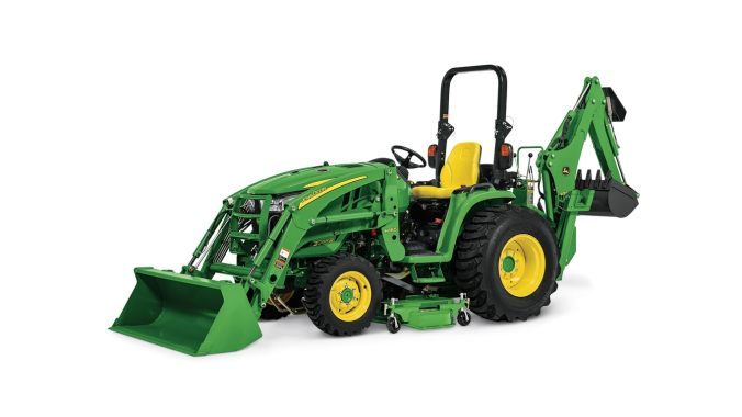 Image result for John Deere Tractor