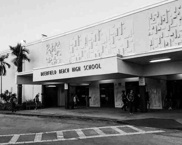52 Deerfield Moments: #50 - Deerfield Beach High School ...