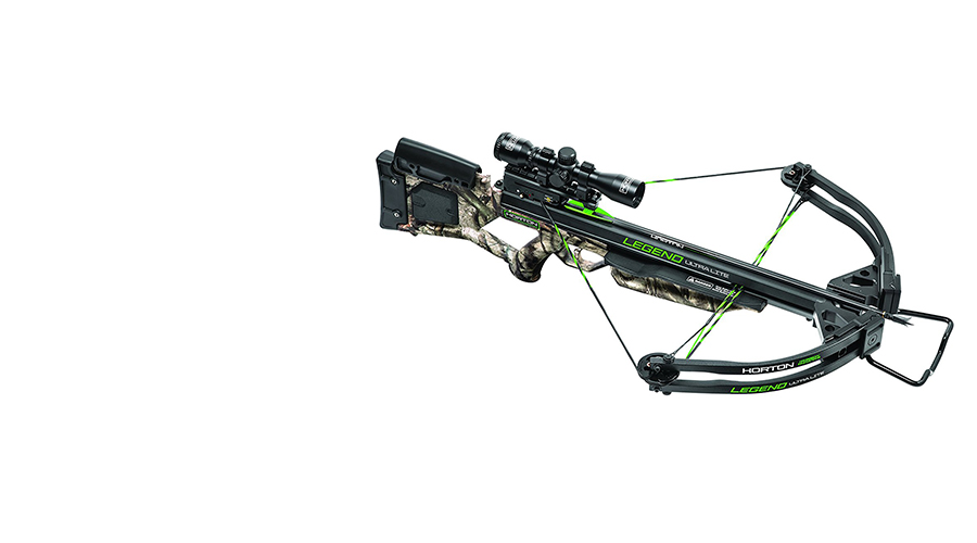Horton Legend Ultra Lite Crossbow Review - Deer Hunters
