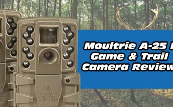 Moultrie A-25 I Game & Trail Camera Review