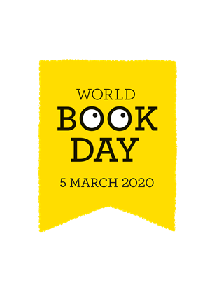 World Book Day will be celebrated at DPS on 5th March 2020
