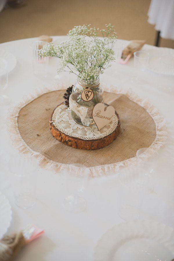 Modern Country Wedding Invitations