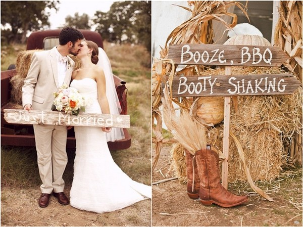 rustic wedding ideas for 2016