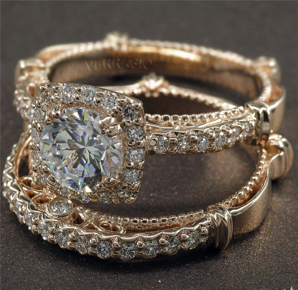 55 Sparkling Engagement And Wedding Rings With Tips
