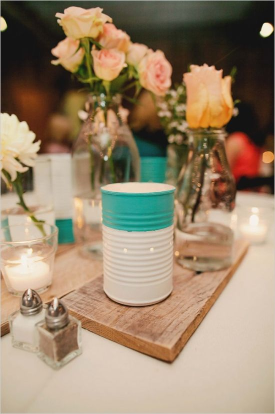 Inexpensive Fall Wedding Favors