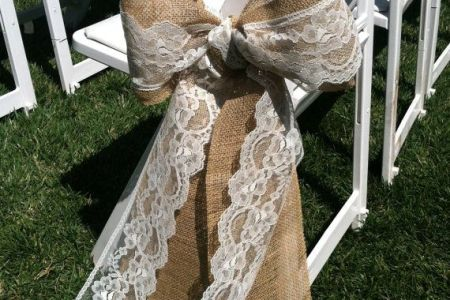 Burlap decorating ideas for weddings top artist of the year 2019 chic rustic burlap lace wedding ideas and inspiration tulle vintage wedding decor idea using paper lanterns and ribbons rustic burlap burlap ideas for junglespirit Image collections