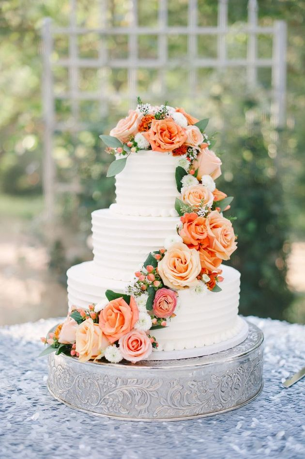 25 Buttercream Wedding Cakes We D Almost Kill For With