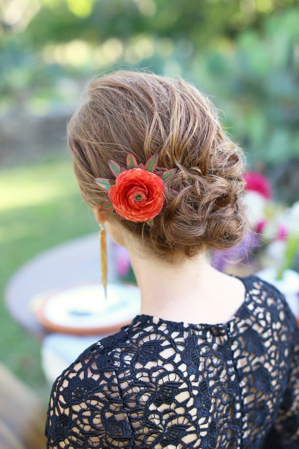 20 Beautiful Bridesmaid Hair Styles Deer Pearl Flowers