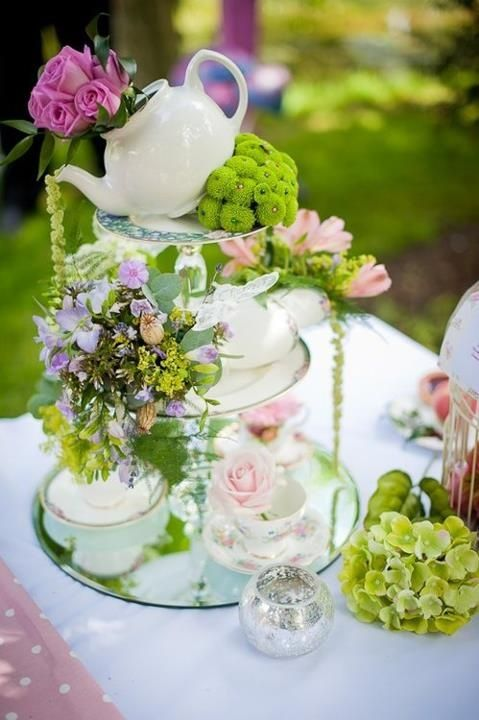35 Vintage Teapot and Teacup Wedding Ideas | Deer Pearl