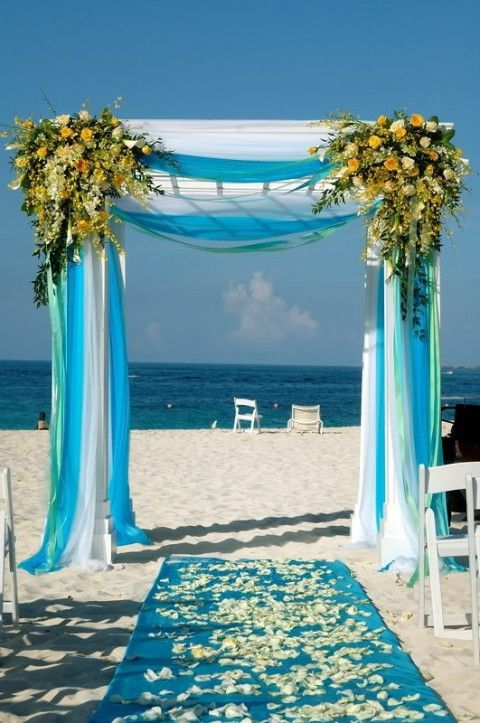 40 Great Ideas Of Beach Wedding Arches Deer Pearl
