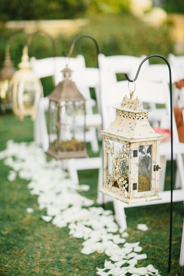 Outside Wedding Decorations And Ideas