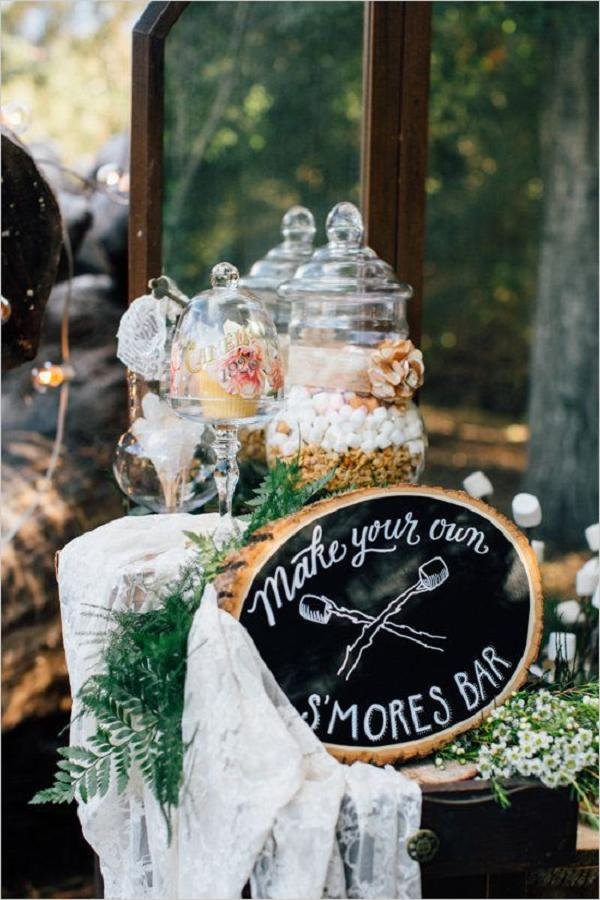 30 Woodland Wedding Table Dcor Ideas Deer Pearl Flowers