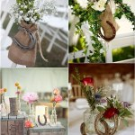 30 Styling Horseshoe Ideas For A Rustic Farm Wedding Deer Pearl Flowers