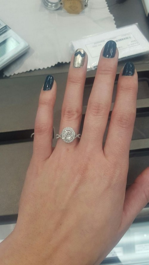 20 Twisted Engagement Rings A New Wedding Trend Crazyforus