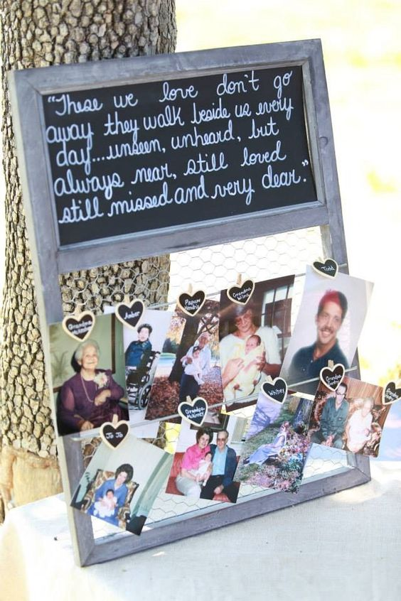 30 Wedding Photo Display Ideas Youll Want To Try