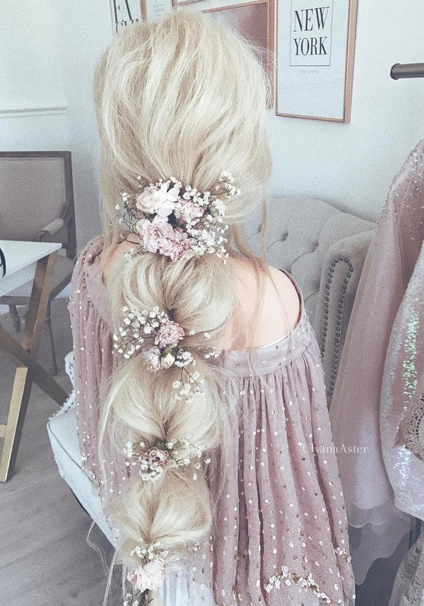 50 Long Wedding Hairstyles From 5 Best Instagram