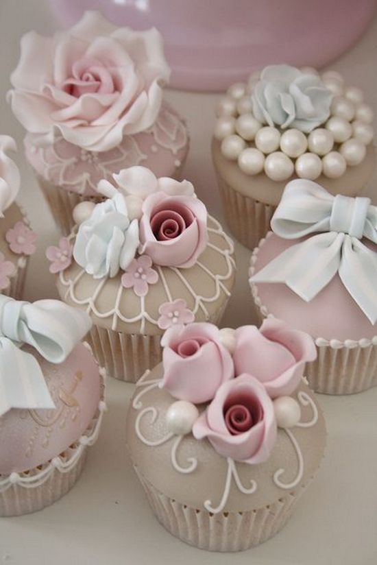25 Delicious Wedding Cupcakes Ideas We Love   Deer Pearl Flowers Mini Wedding Cake Wedding Cupcake 1