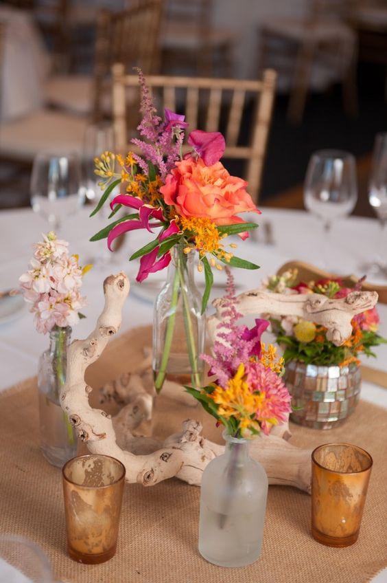 40 Rustic Driftwood Wedding Ideas We Love Right Now Deer