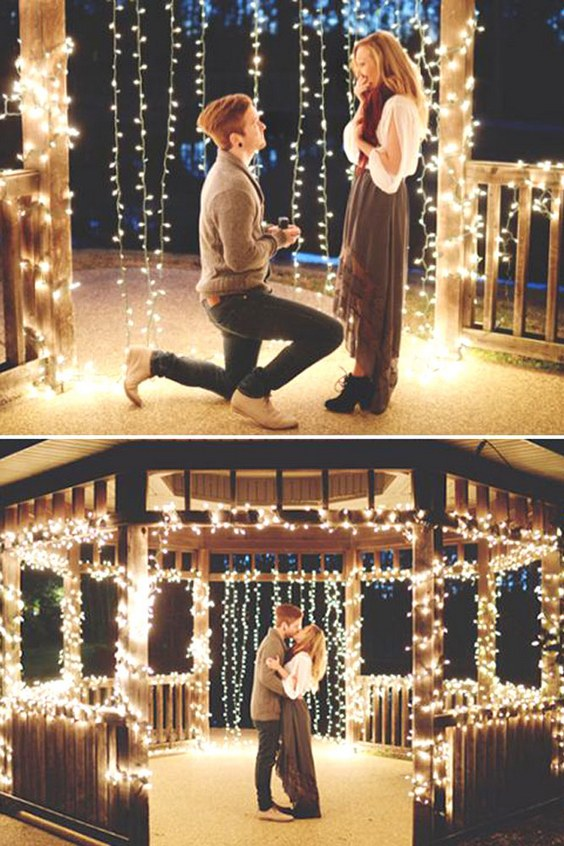 20 Seriously Marriage Proposal Ideas Deer Pearl Flowers