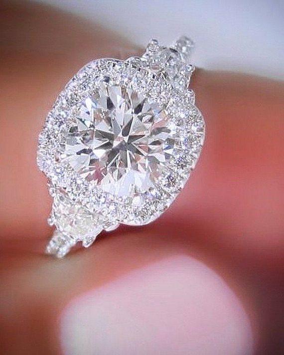 DIAMOND MANSION Custom Engagement Rings
