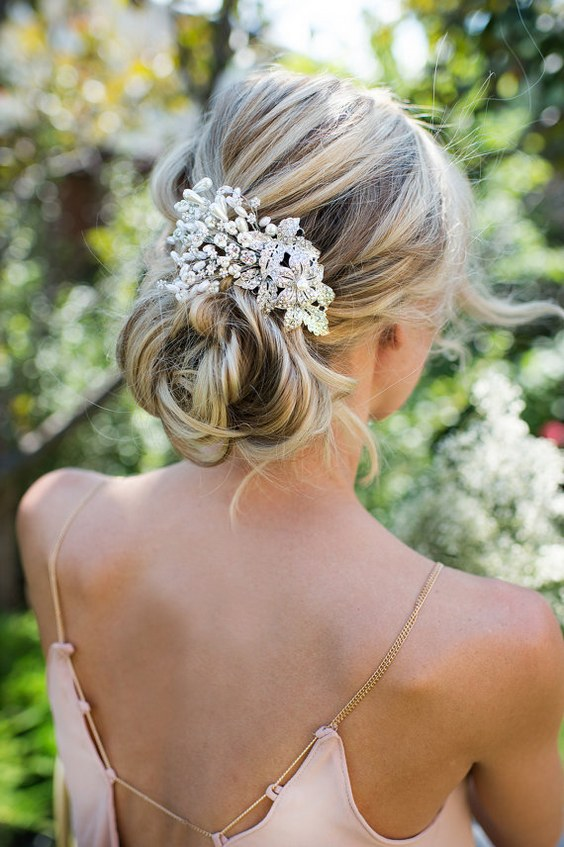 30 Chic Vintage Wedding Hairstyles And Bridal Hair