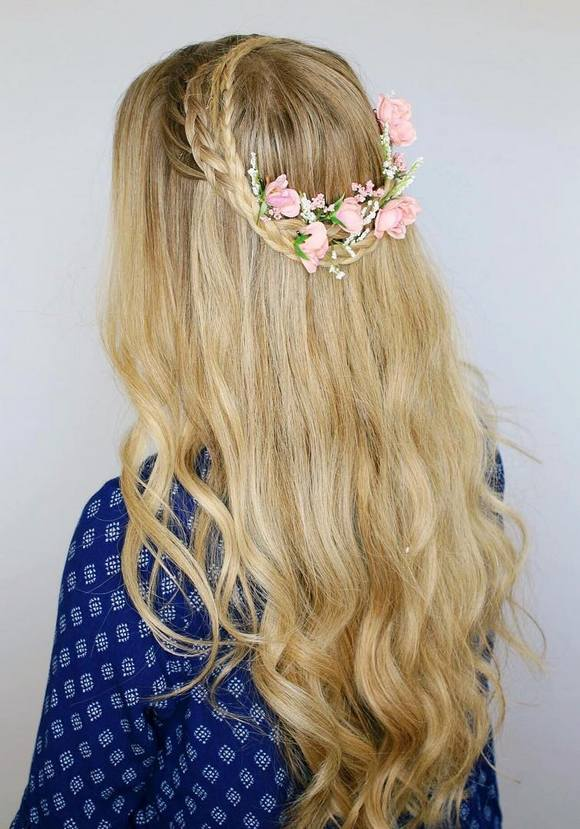 75 Trendy Long Wedding Amp Prom Hairstyles To Try In 2018