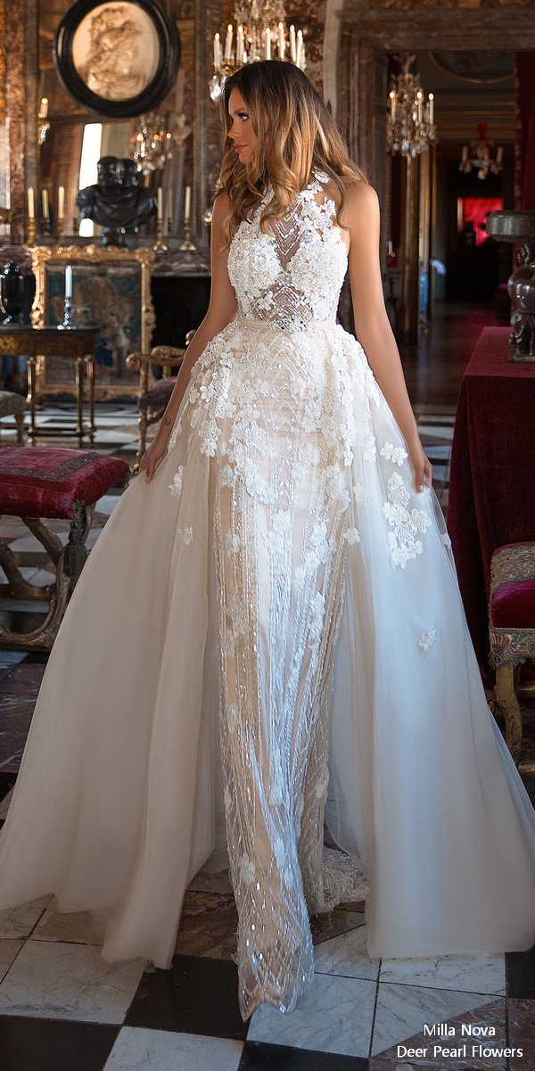 Milla Nova Wedding Dresses 2018 Once In The Palace