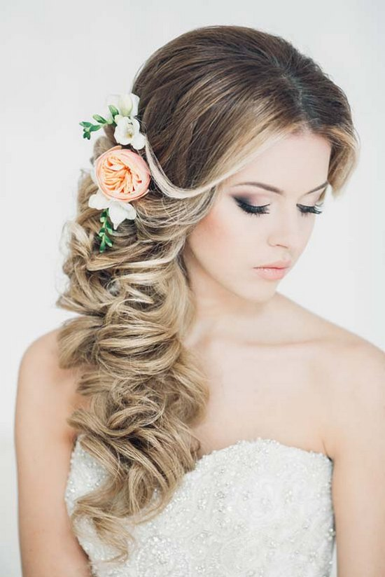 Top 30 Long Wedding Hairstyles For Bride From Art4studio