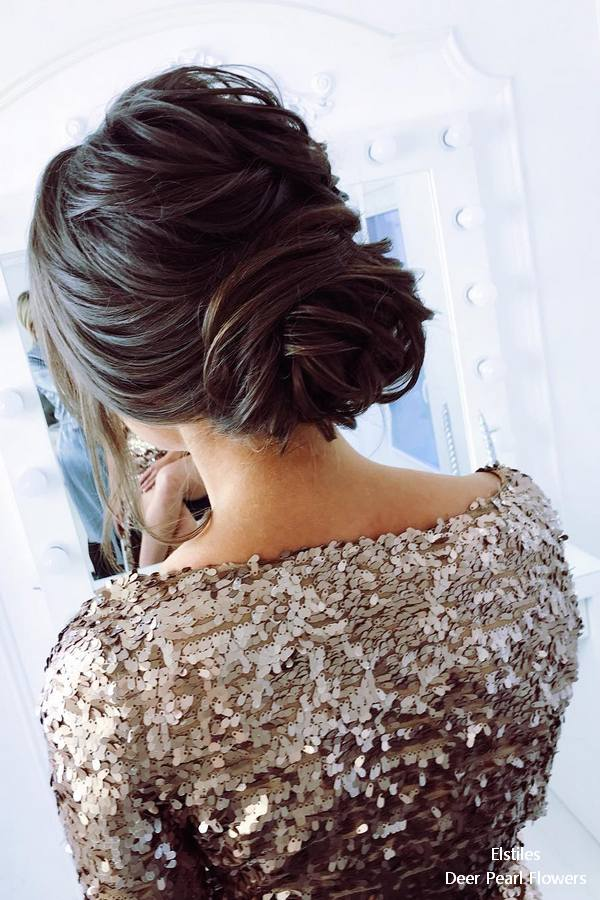 20 Best Formal Wedding Hairstyles To Copy In 2018 Deer