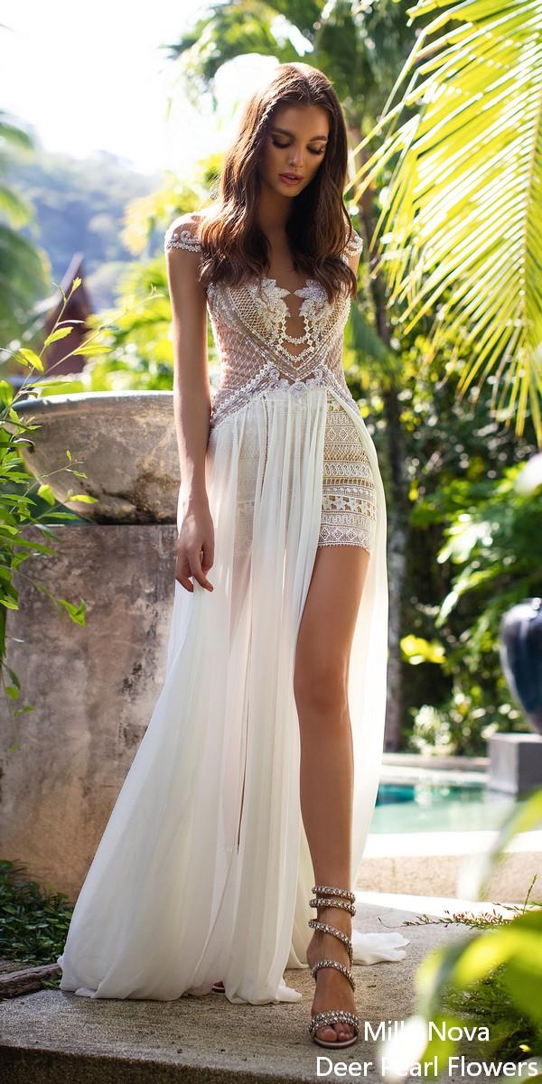 Milla Nova by Lorenzo Rossi Wedding Dresses 2020 Beyla