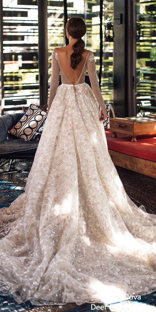 Milla Nova by Lorenzo Rossi Wedding Dresses 2020 Niall-1