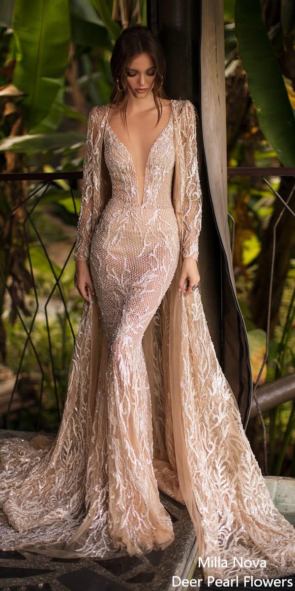 Milla Nova by Lorenzo Rossi Wedding Dresses 2020 Perseya-1