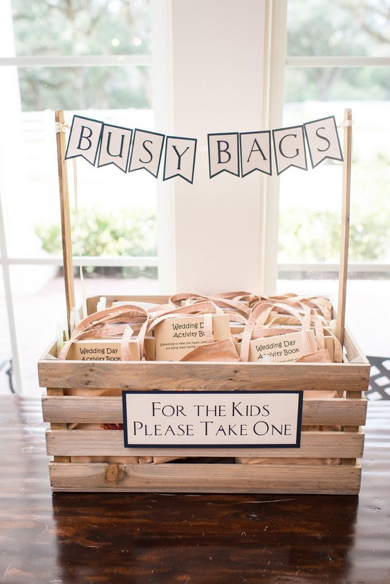 Busy bags for kids