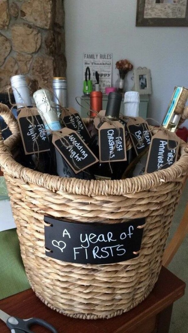 Unique DIY Gift Baskets