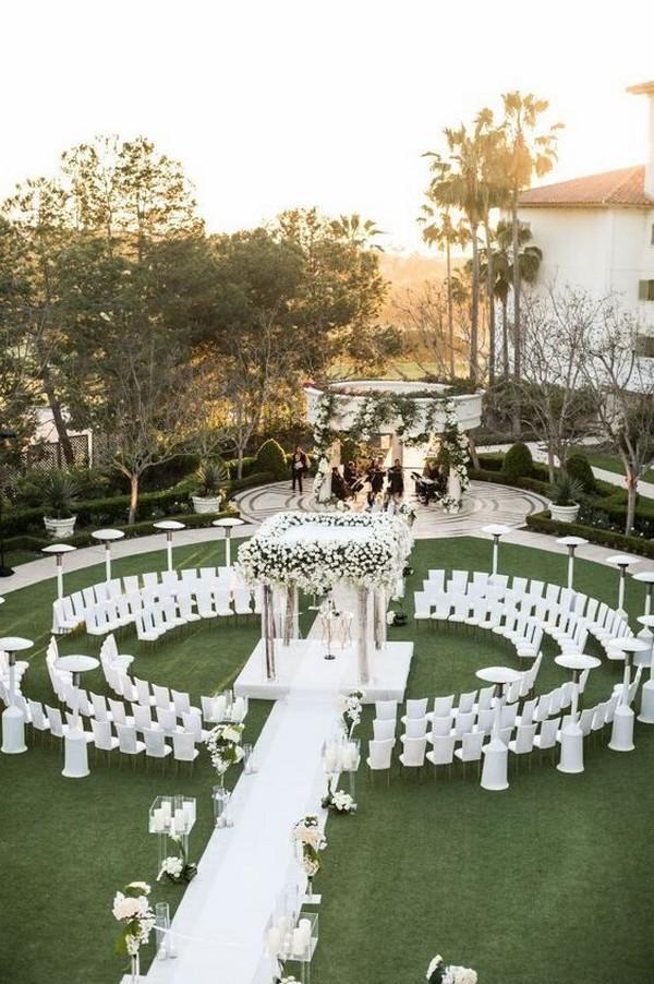 backyard wedding ceremony ideas