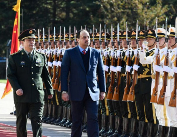 Qatar's Defense Minister Meets Chinese Counterpart | Al ...