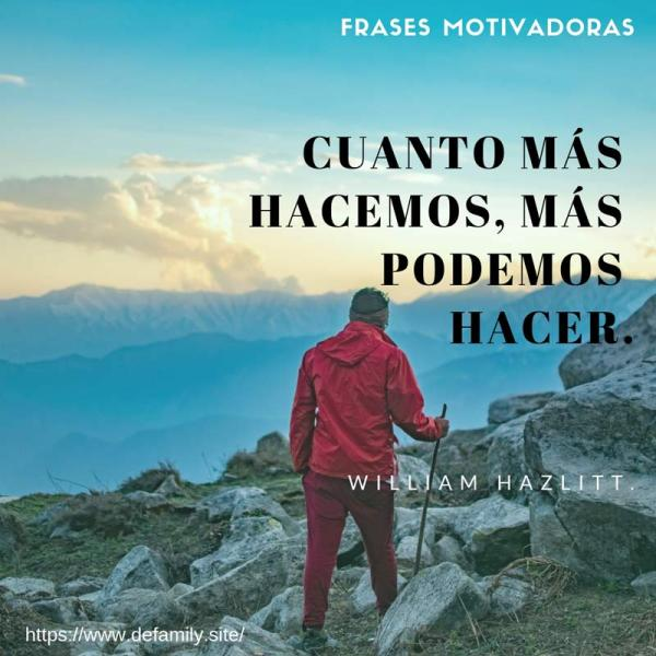 Frases_motivadoras  Frases-William Hazlitt