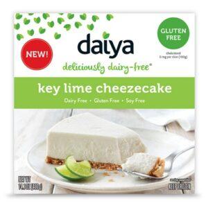 Daiya Key Lime Cheezecakehttp://daiyafoods.com/