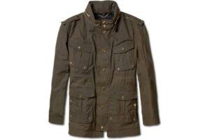 Waxed Jacket from http://www.mrporter.cp,