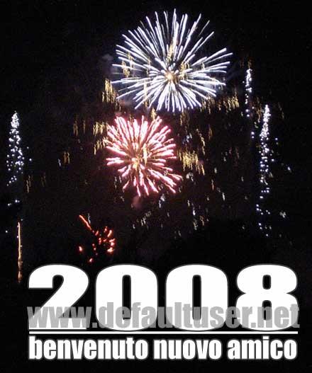 capodanno 2008