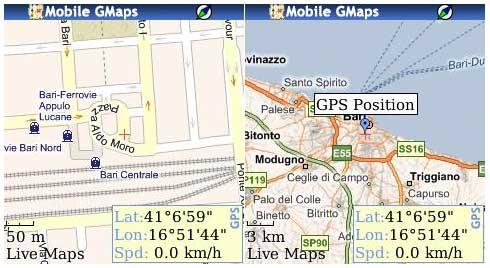 mobile-gmaps