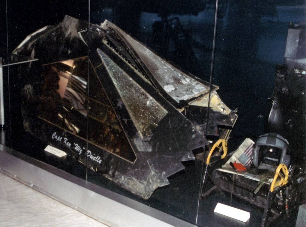 This is how the F-117A was shot down in Serbia by a SA-3 (S-75) Goa SAM in 1999