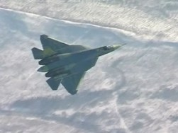 Su-PAKFA a Russian Stealth Fighter